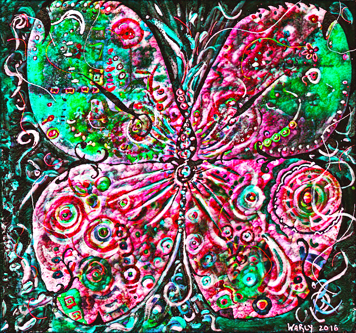 Butterfly Magic 5