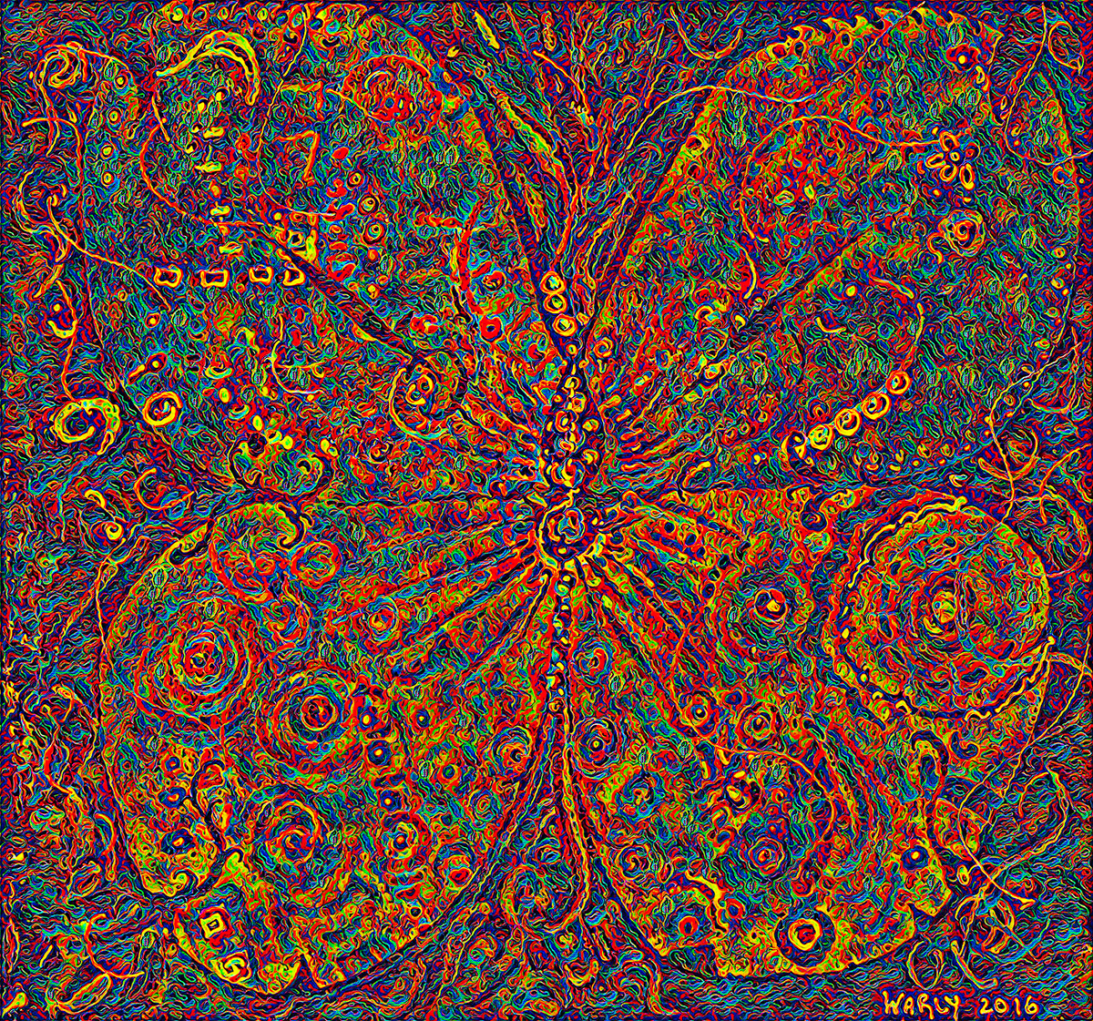 Butterfly Magic 1