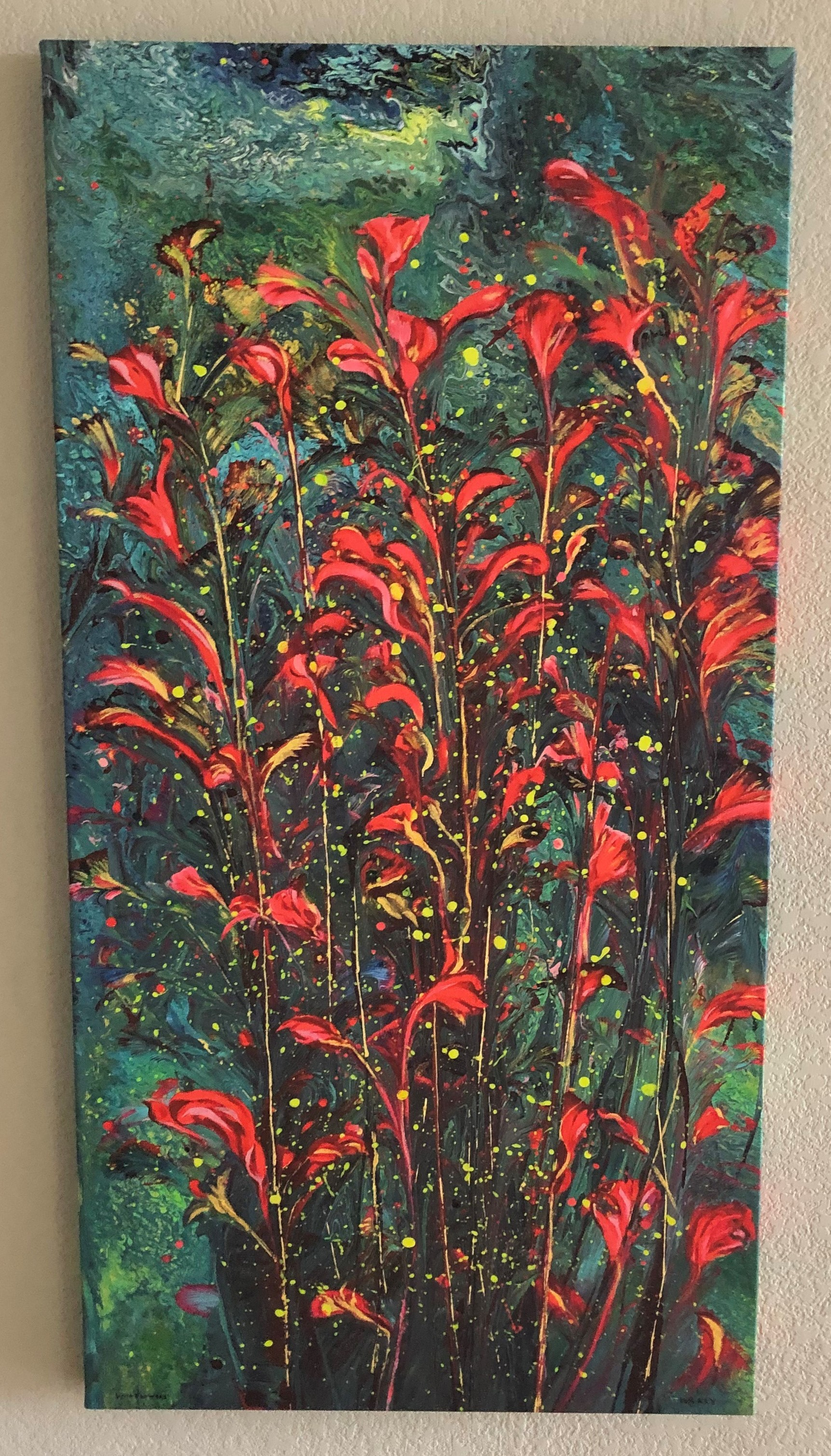 """""""Immediately hung my new love!Oh my....thank you."""" - Kathy C., Jan. 26, 2019"""