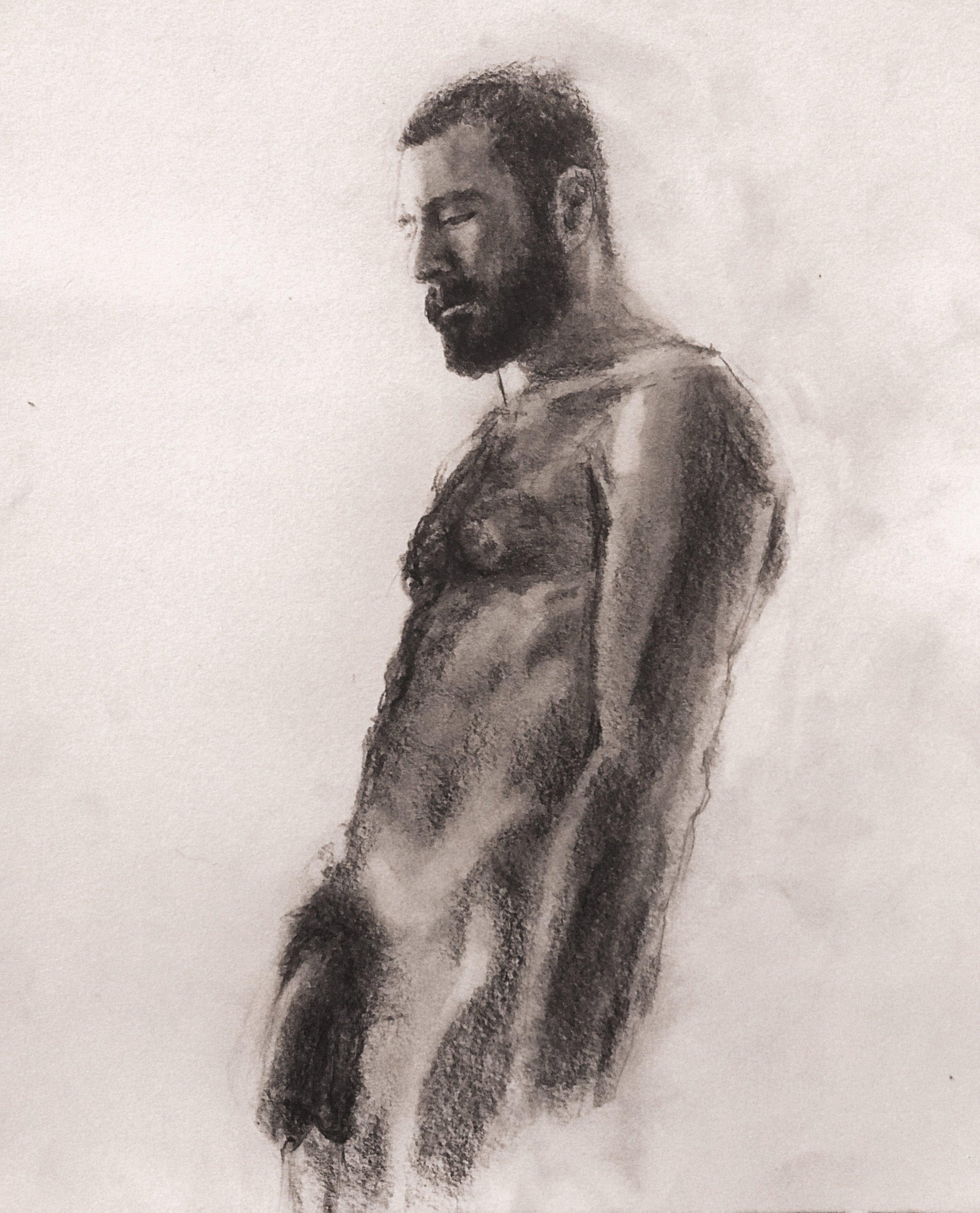 Sketch for Dawn