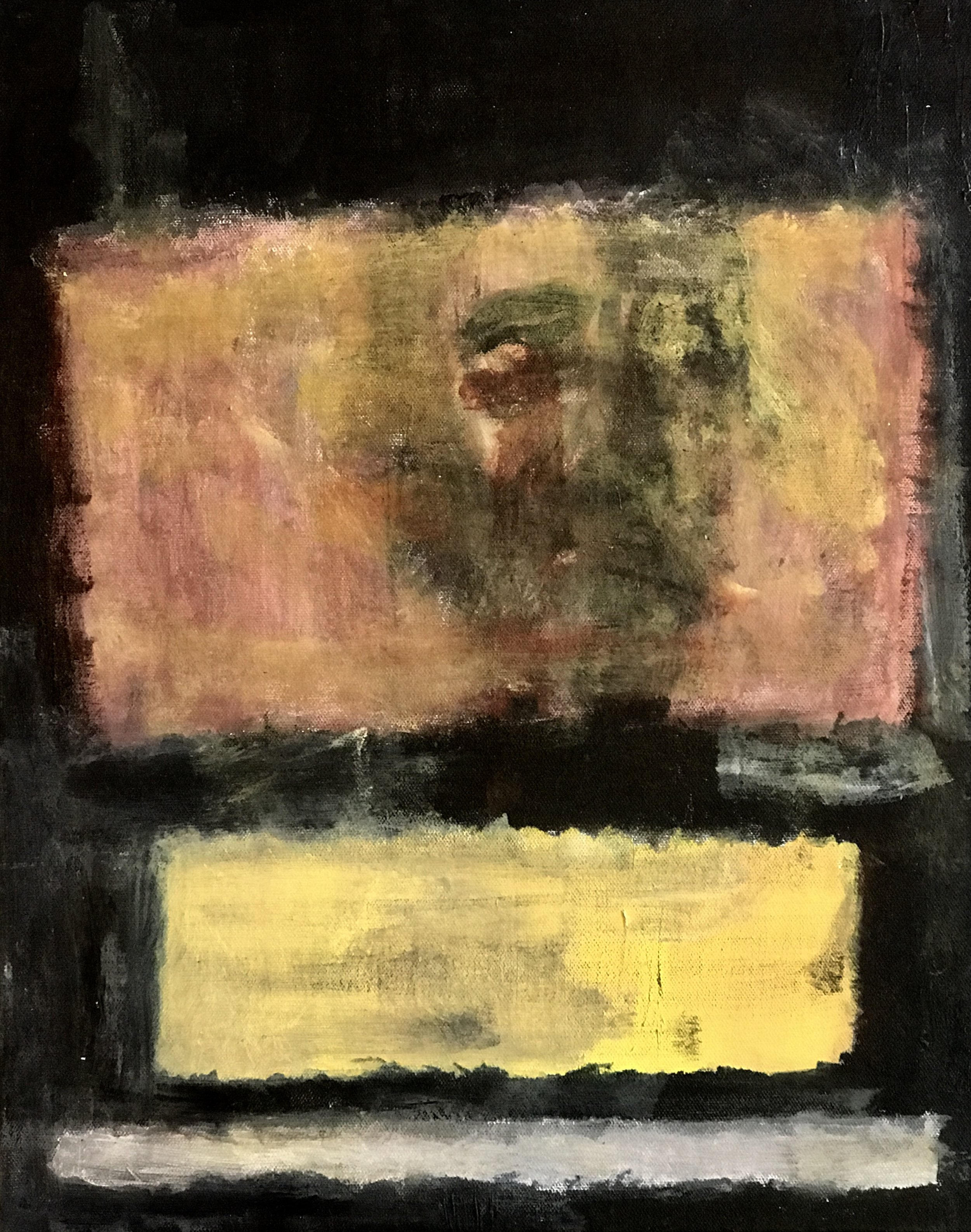 Portrait of Mark Rothko