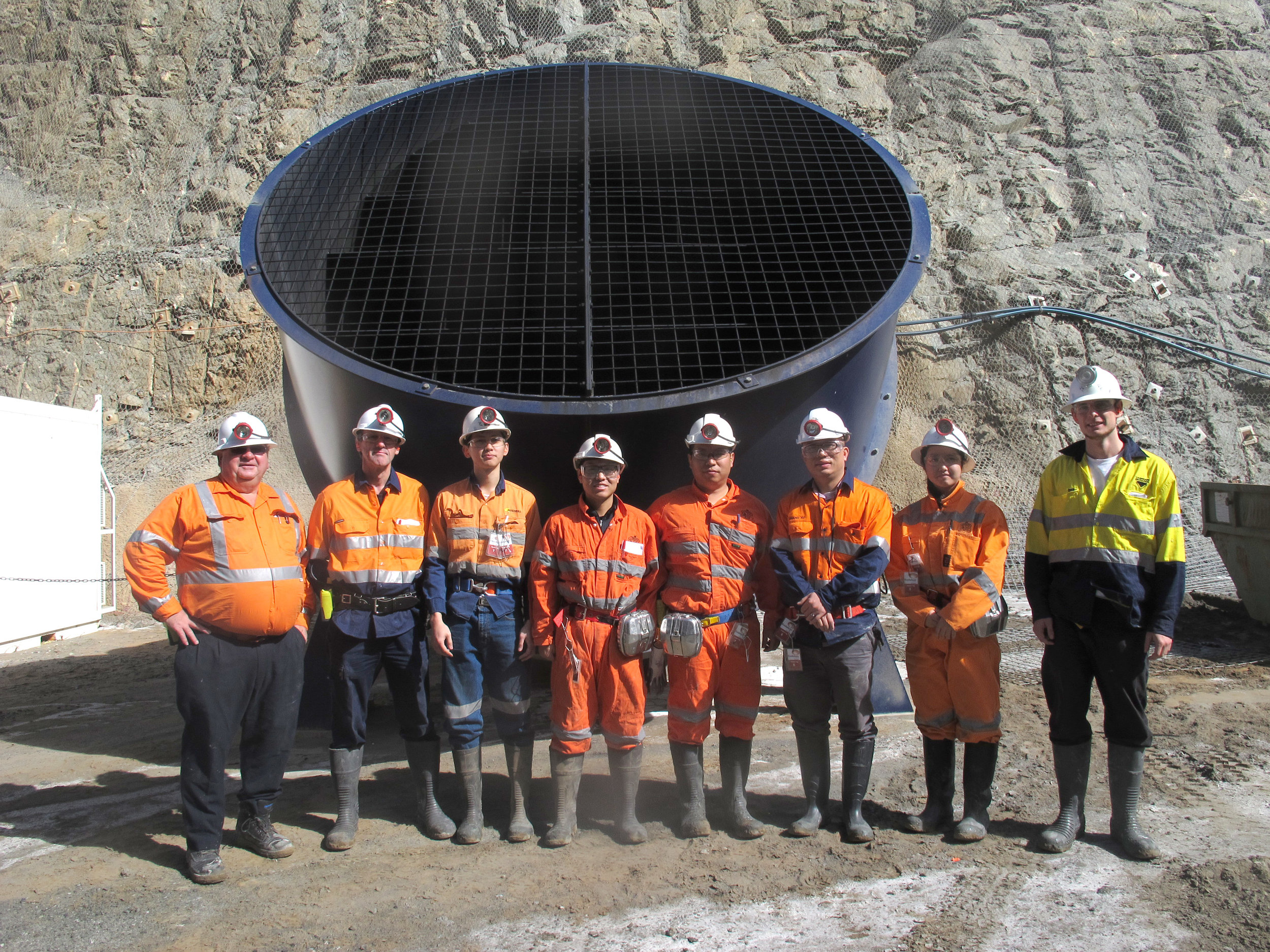 Evolution Mining Visit Kalgoorlie May 2016.jpg