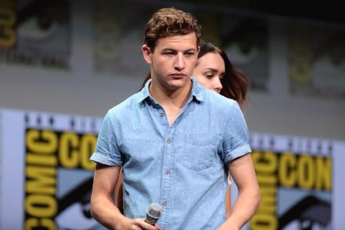 Tye Sheridan will play Wade in the 2018 movie adaption of the book.
