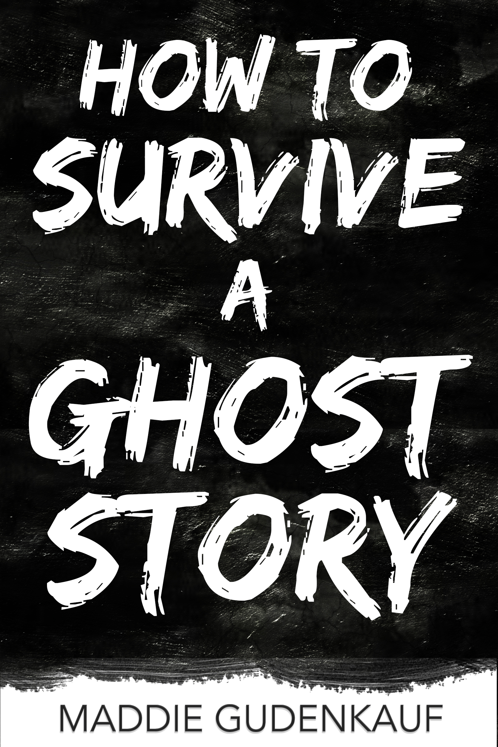 How to Survive a Ghost Story is Maddie Gudenkauf's first novel and is available for purchase through  Amazon ,  Barnes & Noble ,  Old Firehouse Books in Fort Collins ,  Tattered Covers in Denver , and  anywhere e-books are sold .