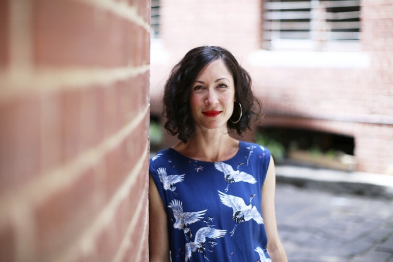 Emily Brewin, author (Photo: Harriet Tarbuck)