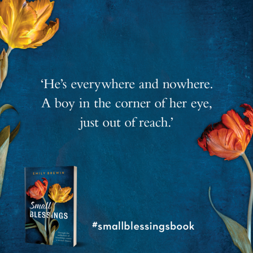 Small Blessings book Emily Brewin
