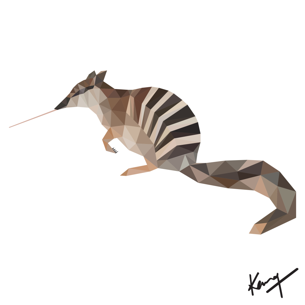 day256_low-poly-numbat.jpg