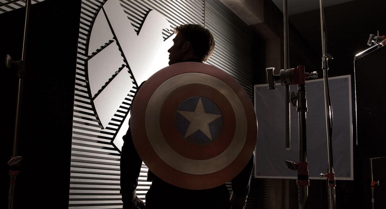 Chris Evans,  Captain America: Winter Soldier