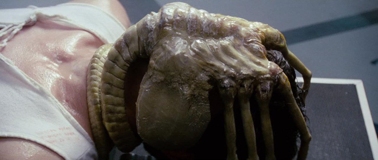 Facehugger,  Alien