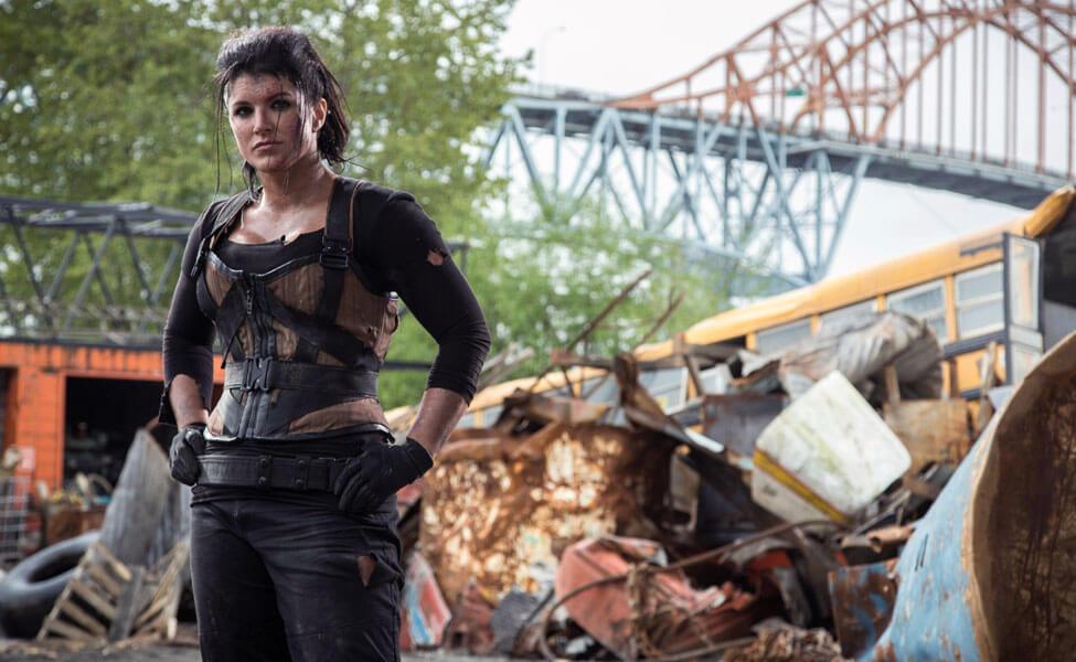 Gina Carano as Angel Dust,  Deadpool