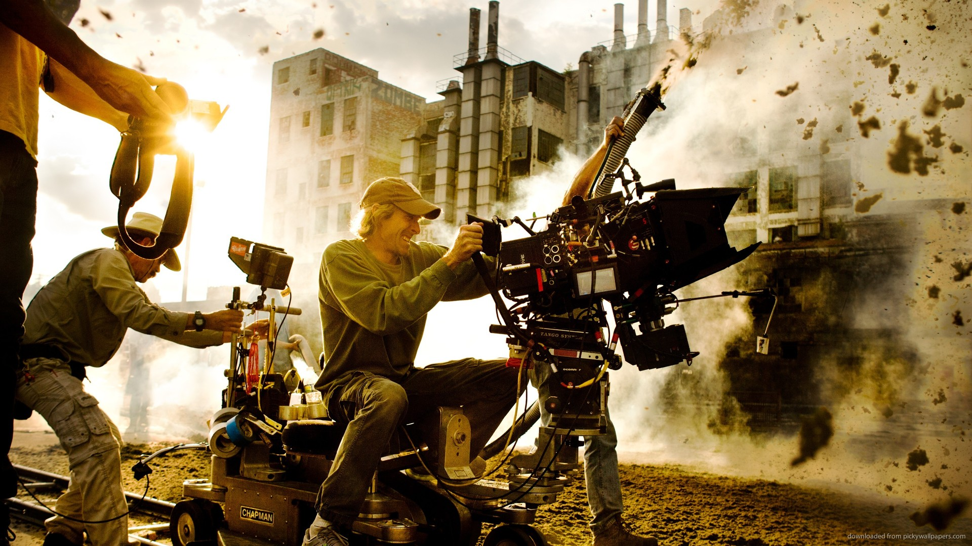 Michael Bay, shooting and directing