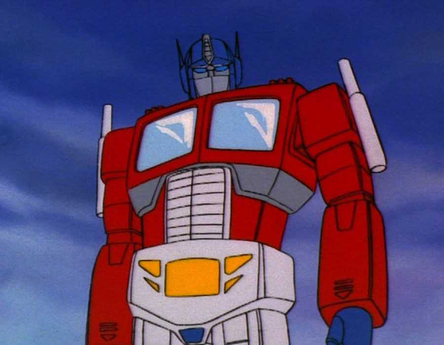 Optimus Prime,  The Transformers  (G1)