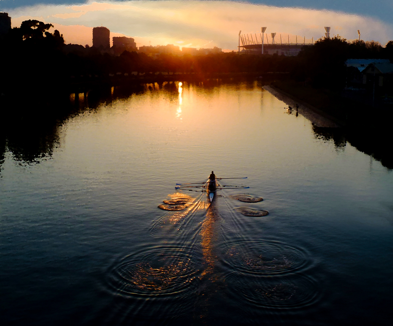 Yarra Rowers Melbourne