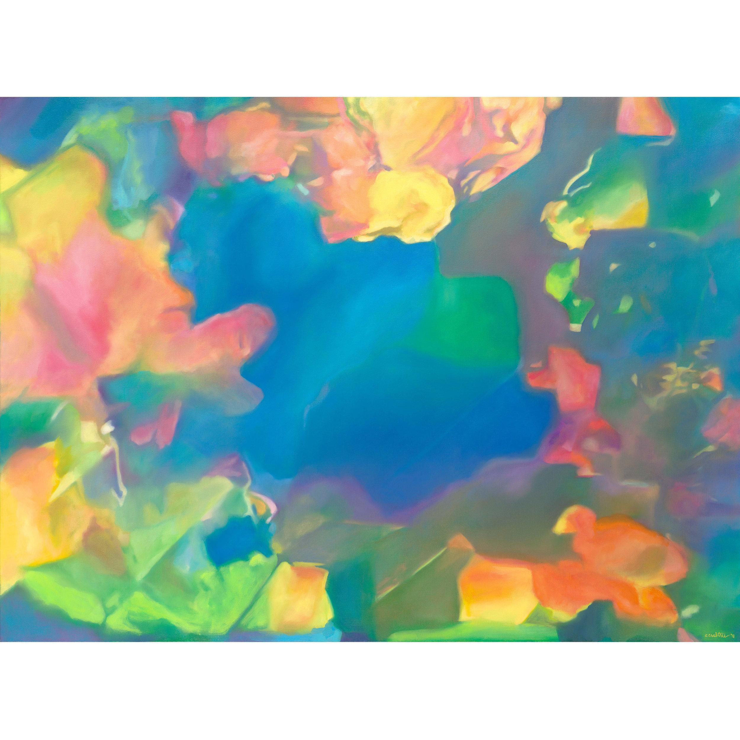 - SKYEblack opaloil on panel36 x 48 in2019
