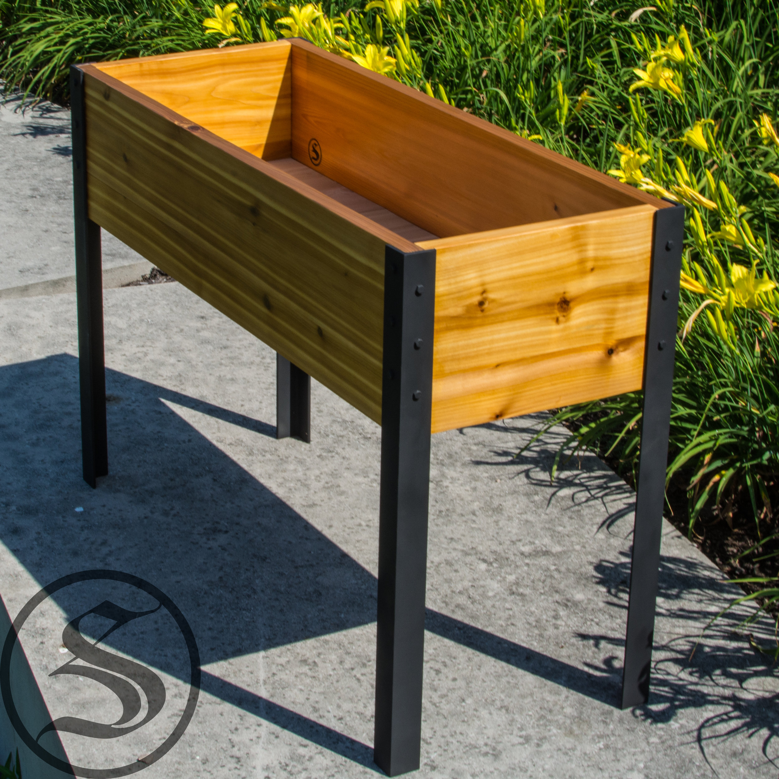 outdoor planter box