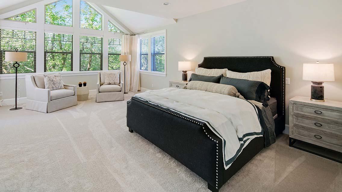 Two Creeks Master Bedroom