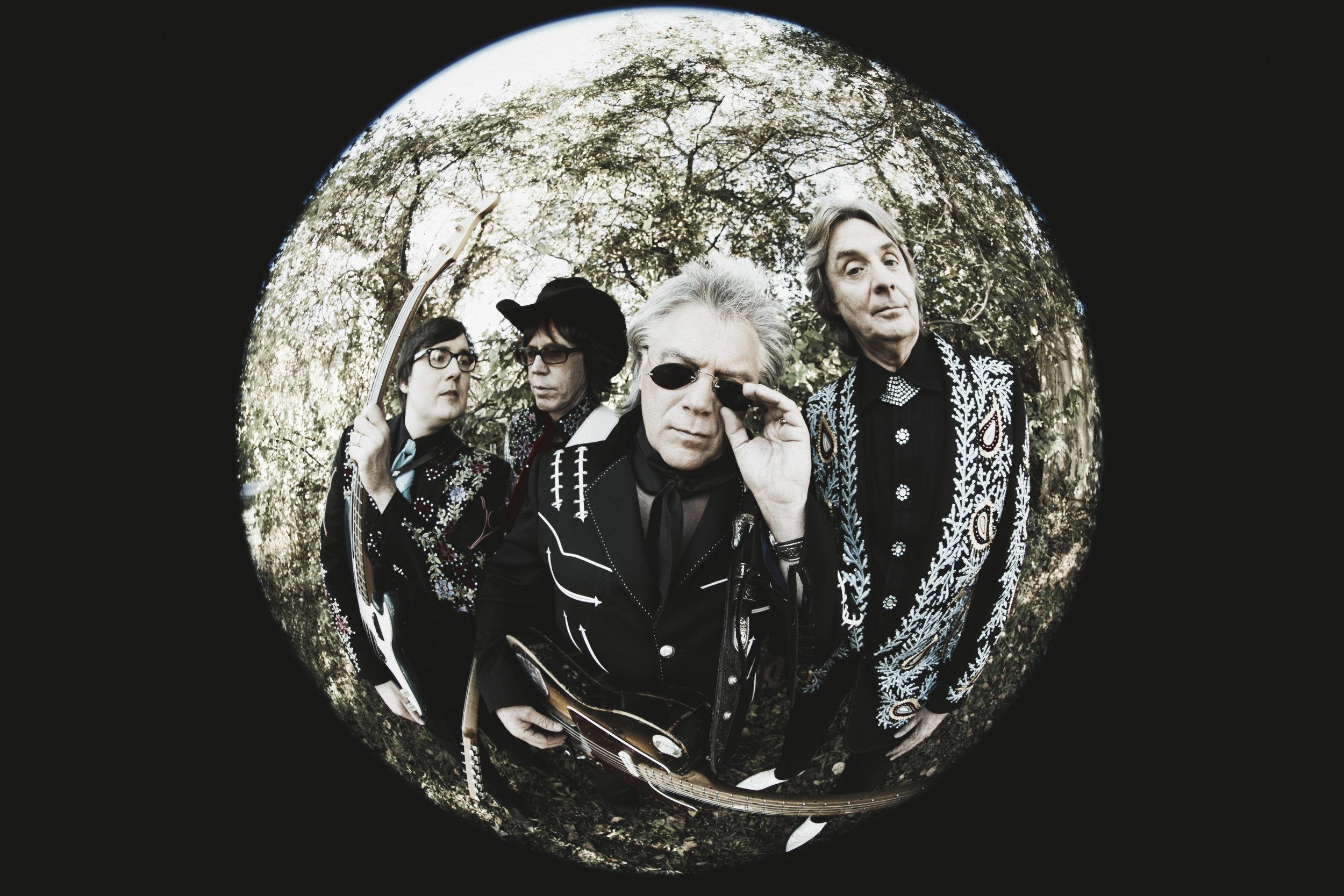 Marty Stuart and band