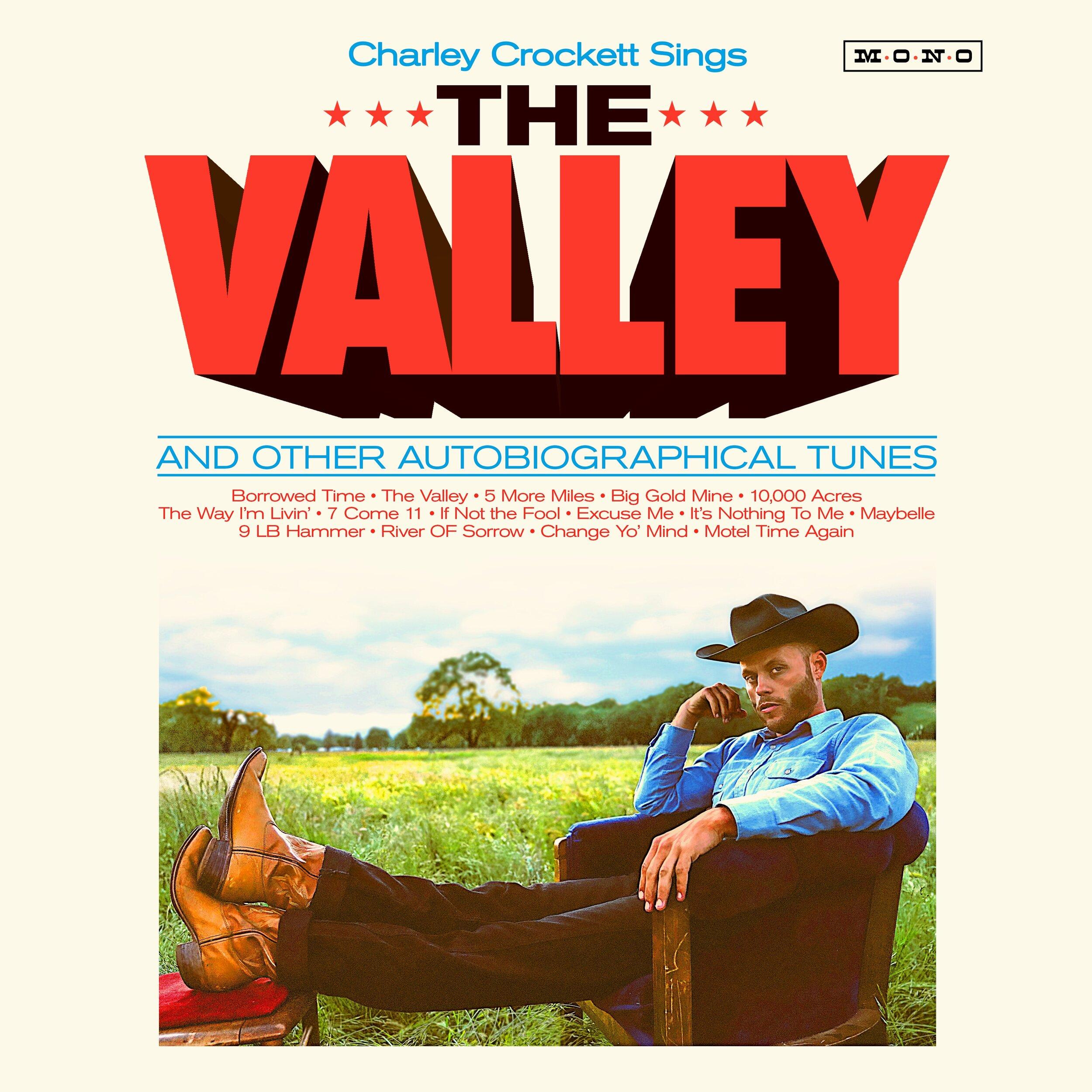 Charley Crockett - The Valley COVER 3600x3600.jpg