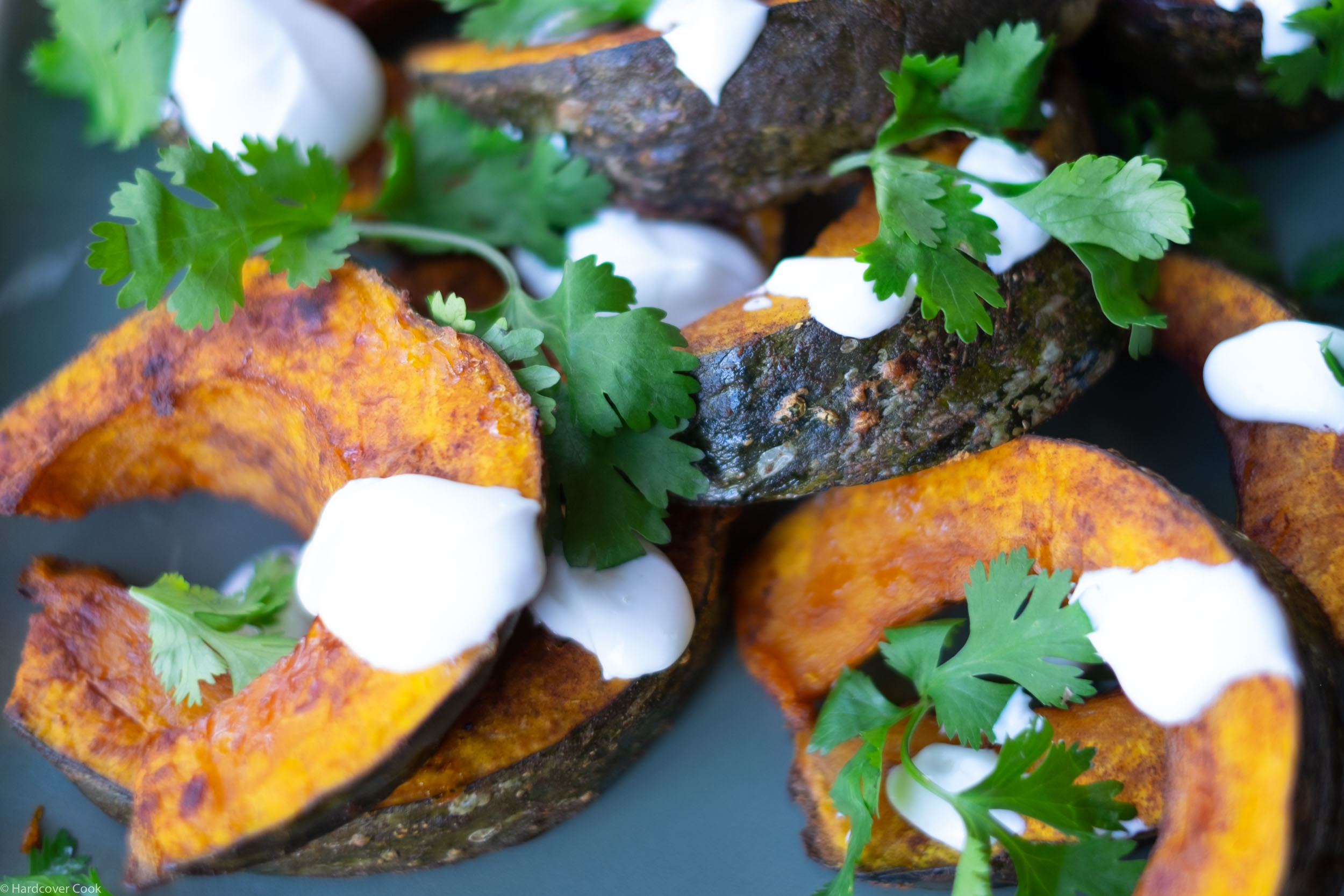 Roasted Winter Squash p. 153