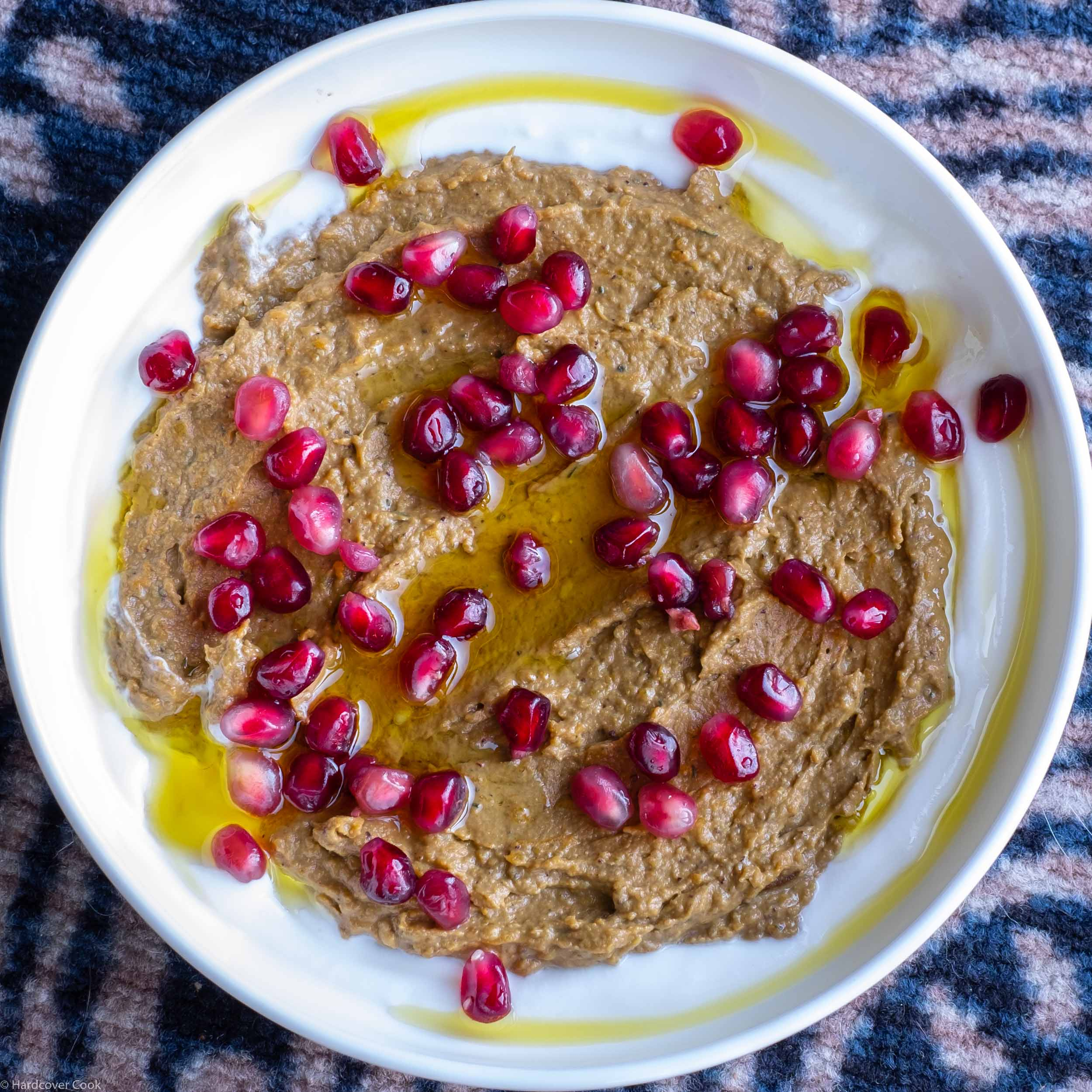 Roasted Squash Hummus from Everyday Dorie