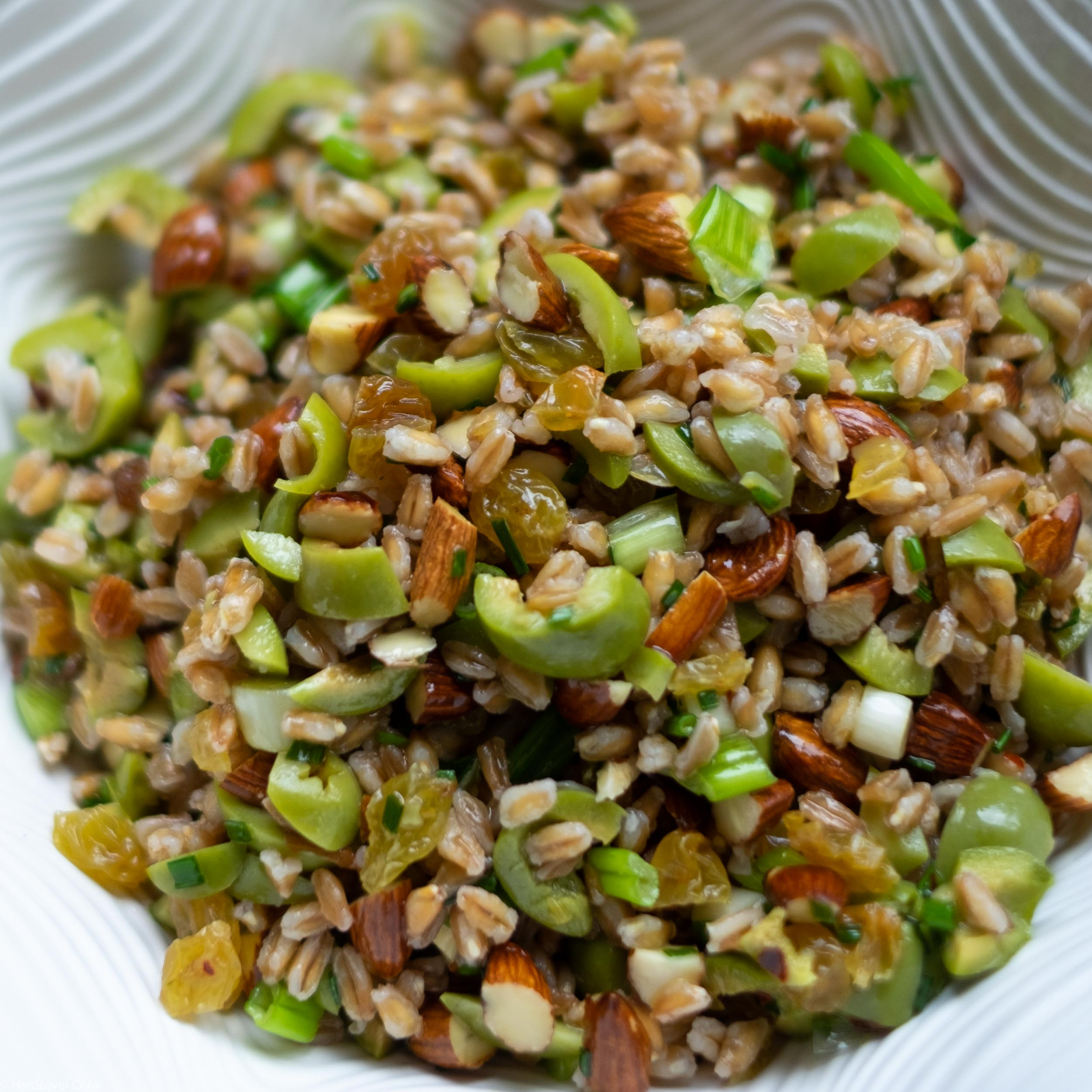 Farro Salad from Near & Far