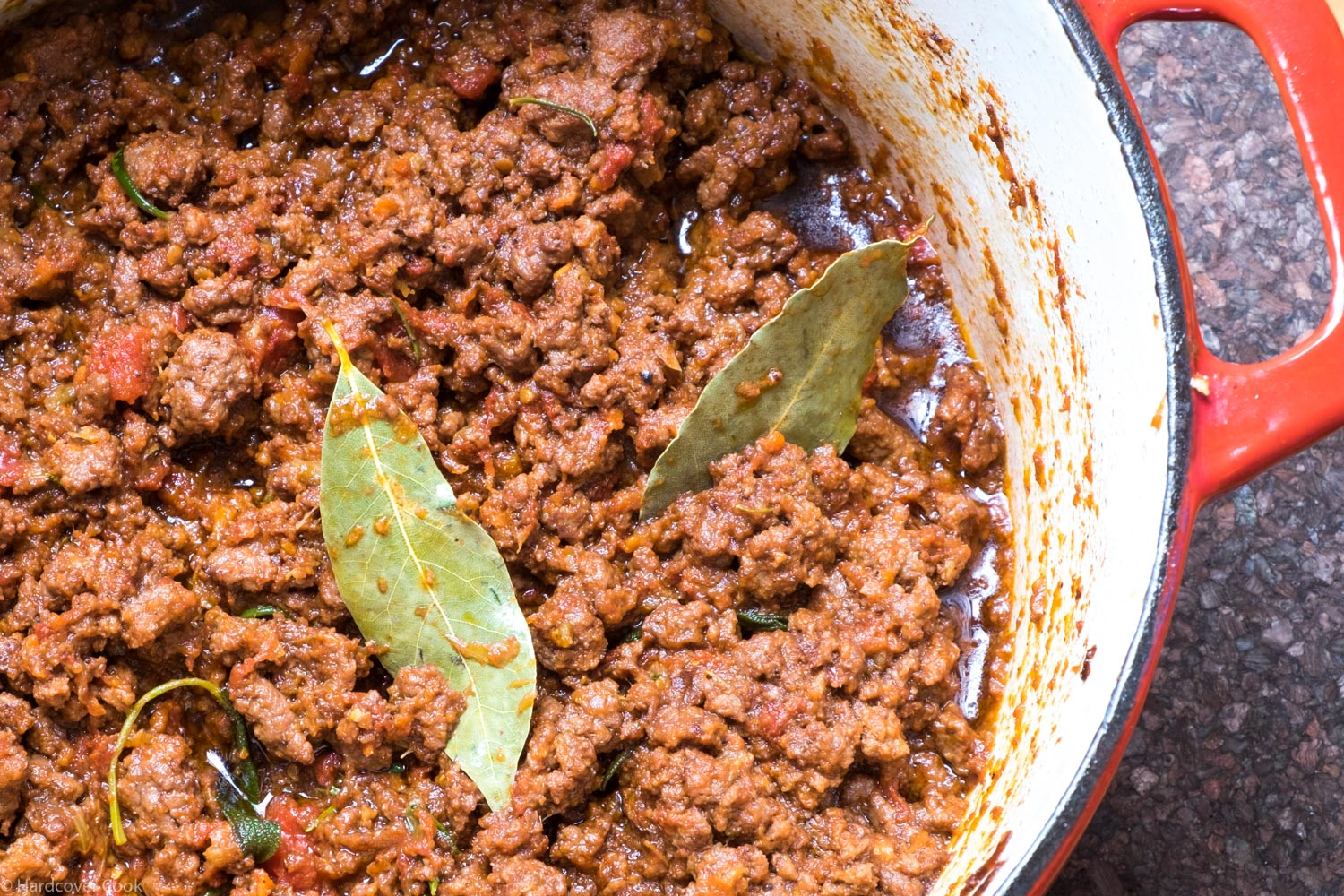 Tuscan Ragu My Way from Autentico