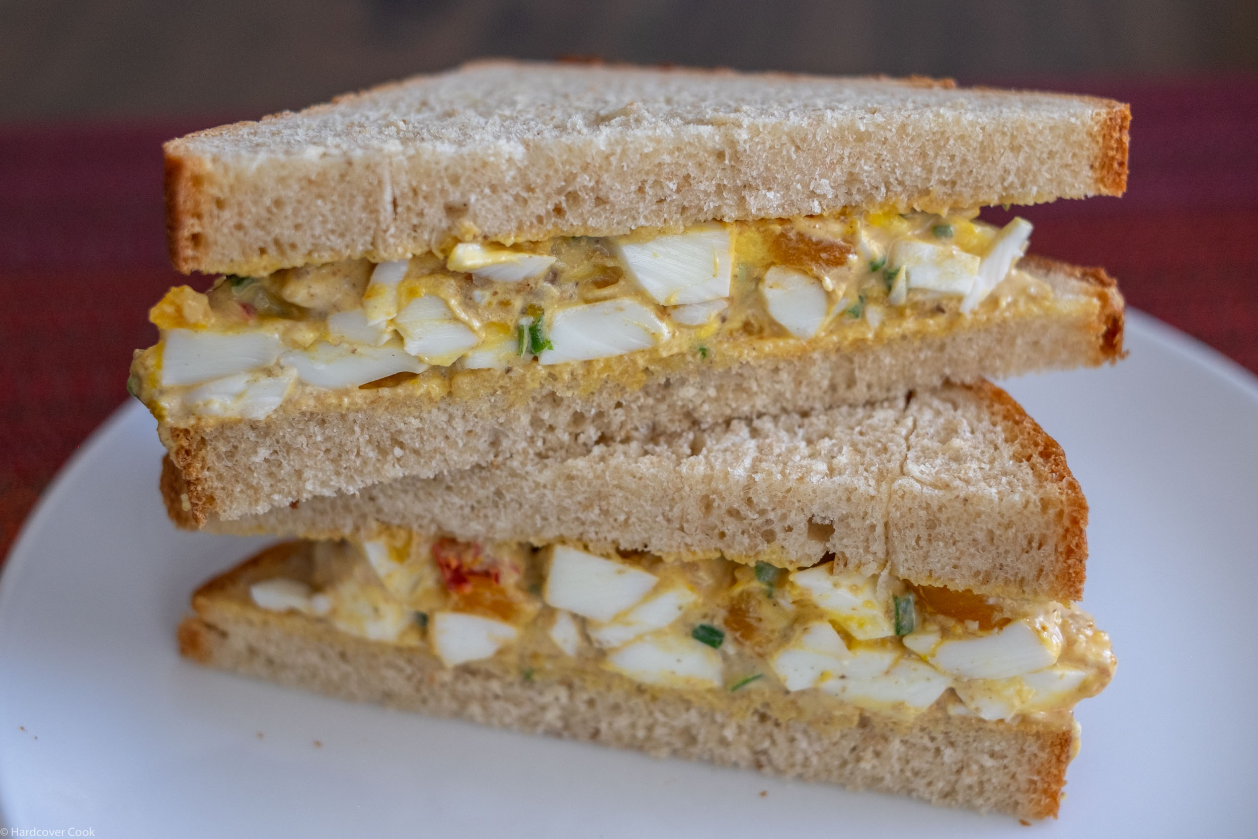 Egg Salad with Toasted Coriander from Season