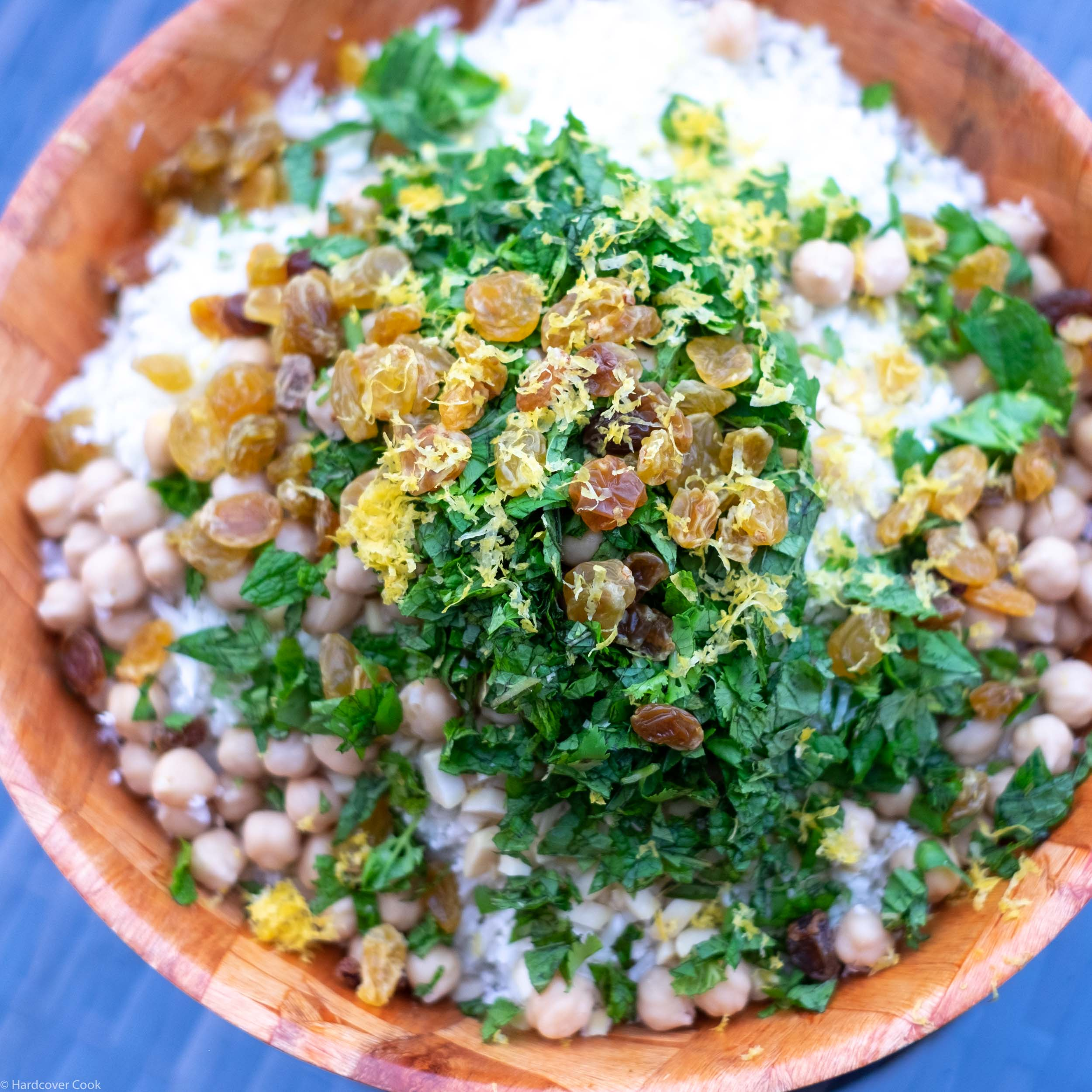 Cauliflower Tabbouleh from Everyday Dorie