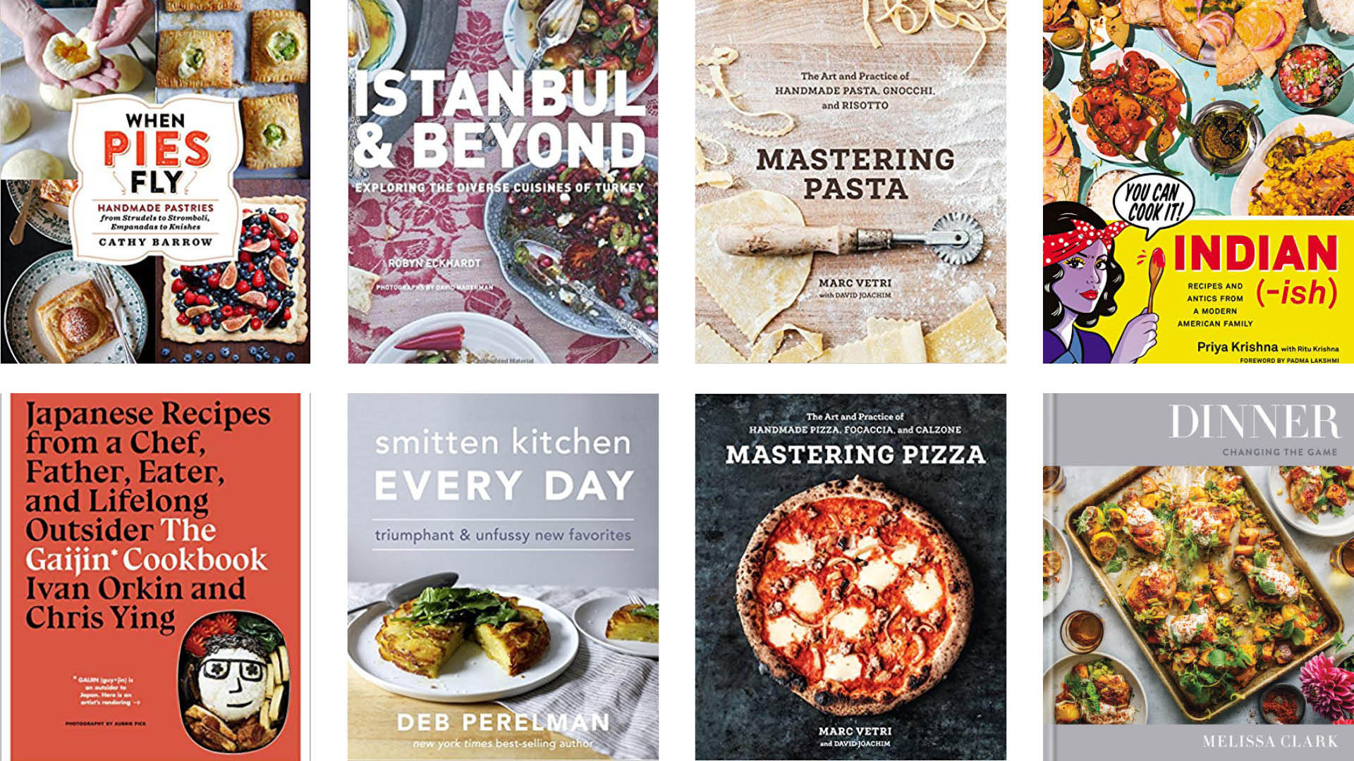 Explore the flavors of Japan, Italy, India, Turkey, and more!