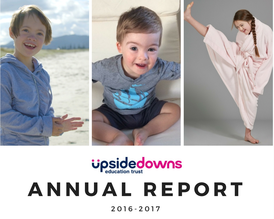 Annual reports — UpsideDowns