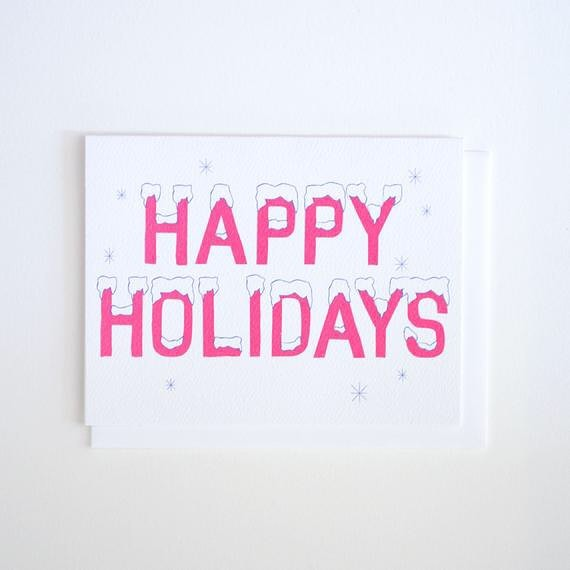 Our family, wishes you and your family, all the Hope, Wonder, and Joy that the Season can bring! Xoxo #HappyHolidays