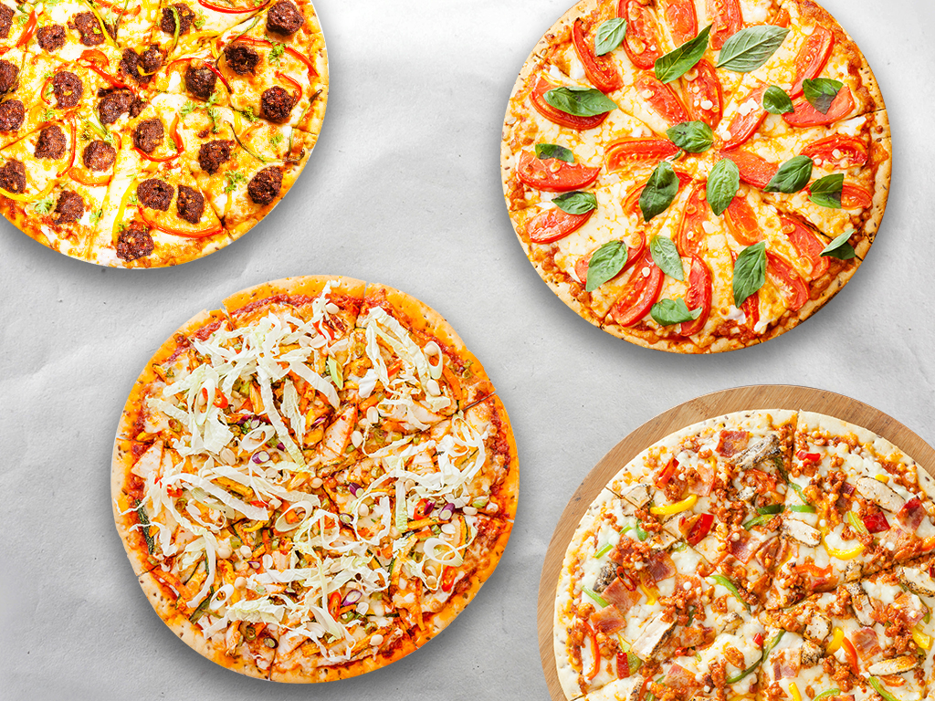 New Flavours Everyday - Owing to our daily changing menu, we are able to bring you new pizza flavours with new toppings of varied cuisines everyday with the freshness intact. Everyday is a surprise.We like to keep things exciting!