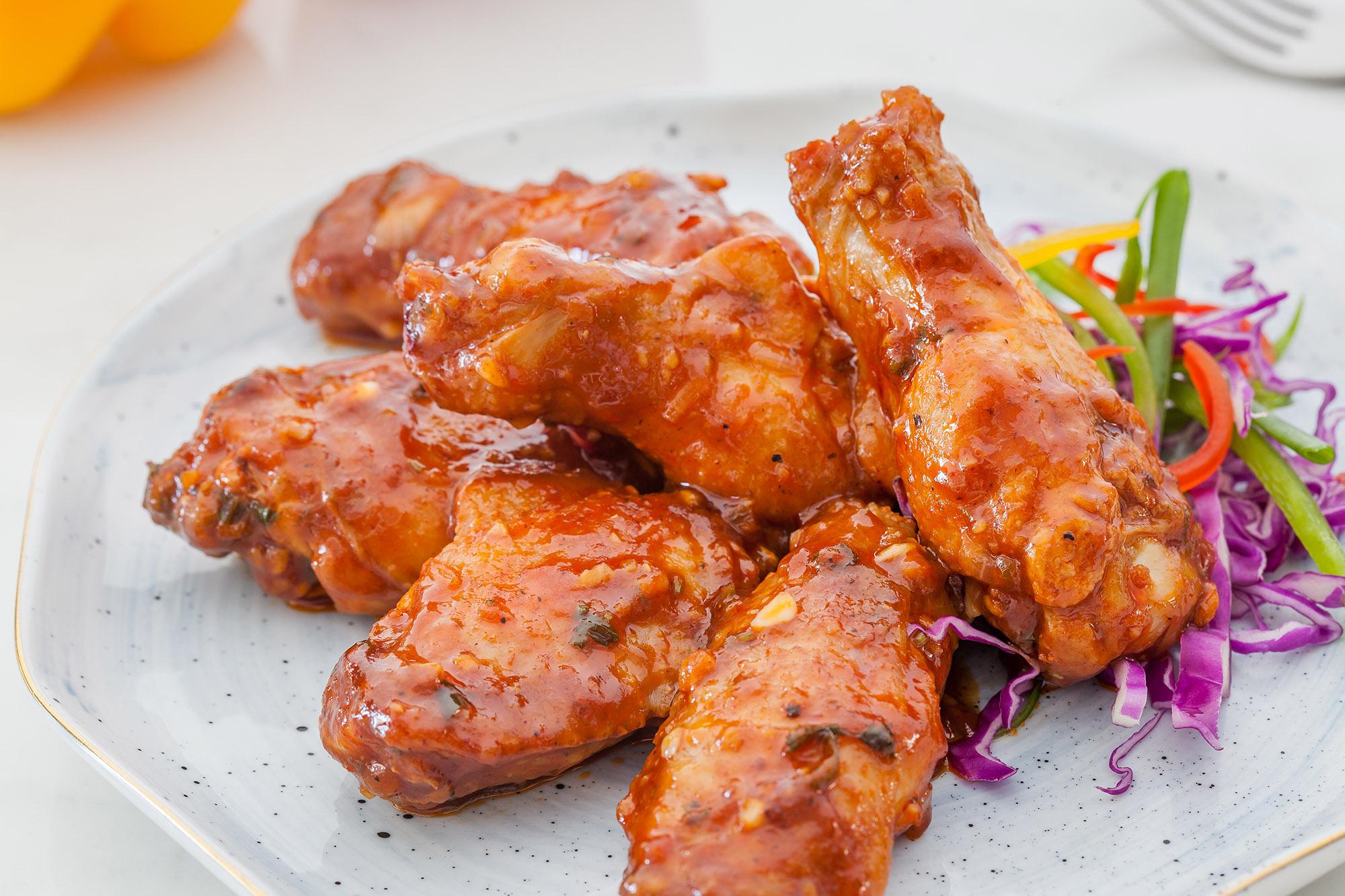 Centurion Chicken Wings