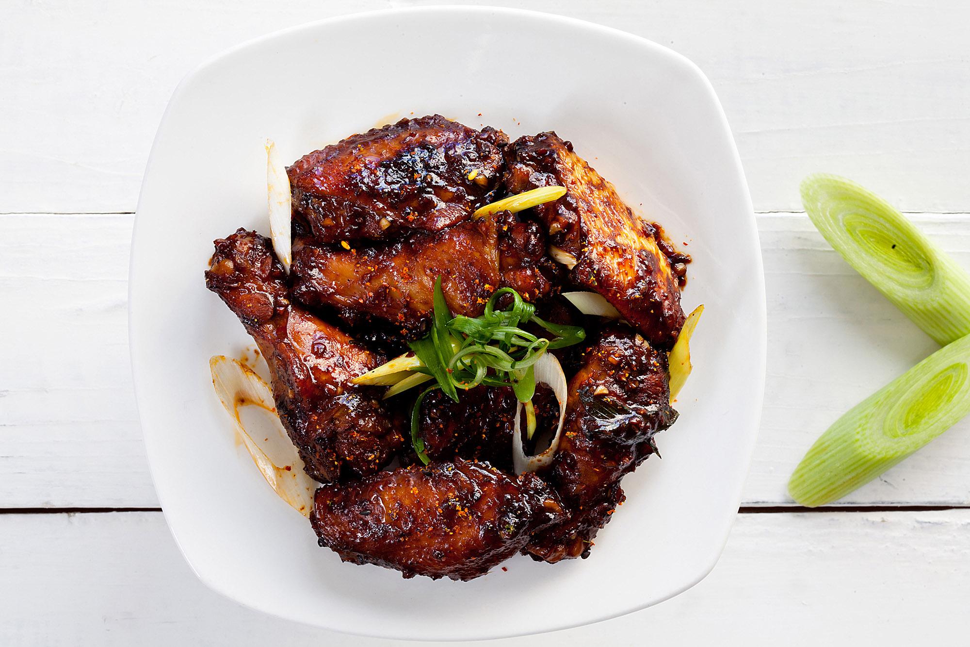 Full Toss Chicken Wings