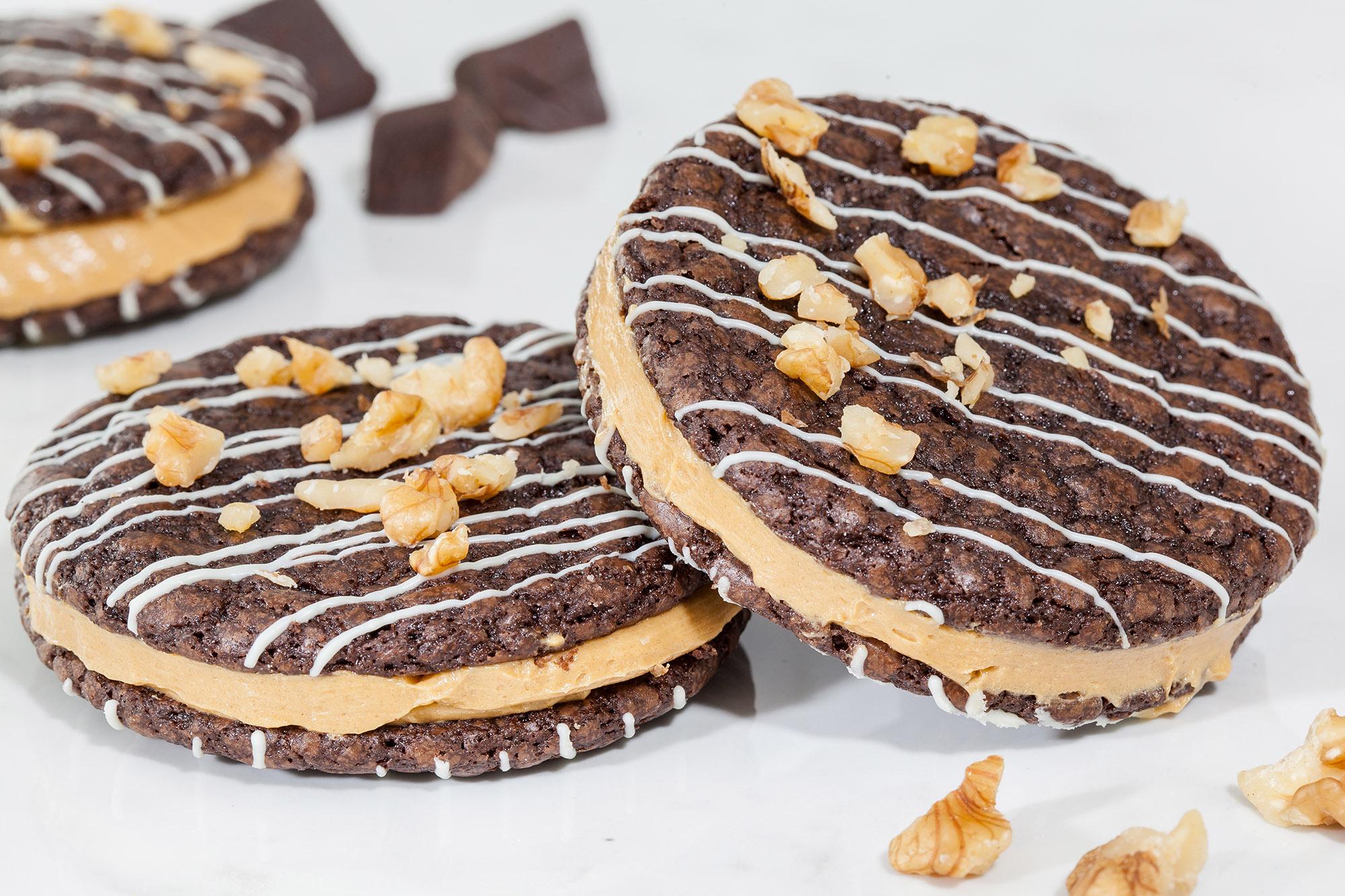 - Brownie Sandwich Cookies (Contains Egg)20,996 cookies in cookie jars