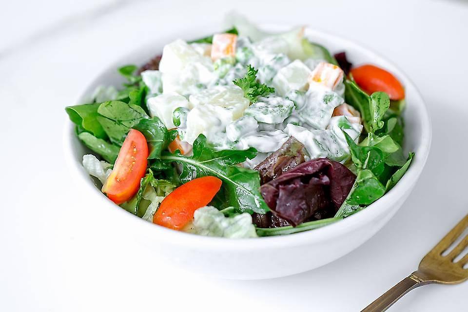 - Mini Russian Salad