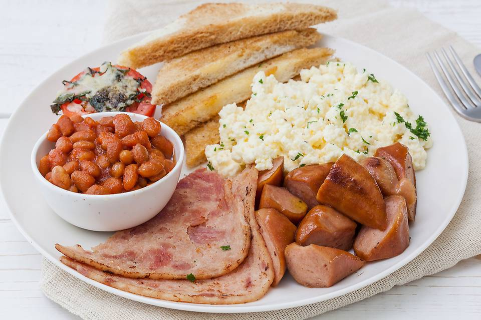 - English Breakfast