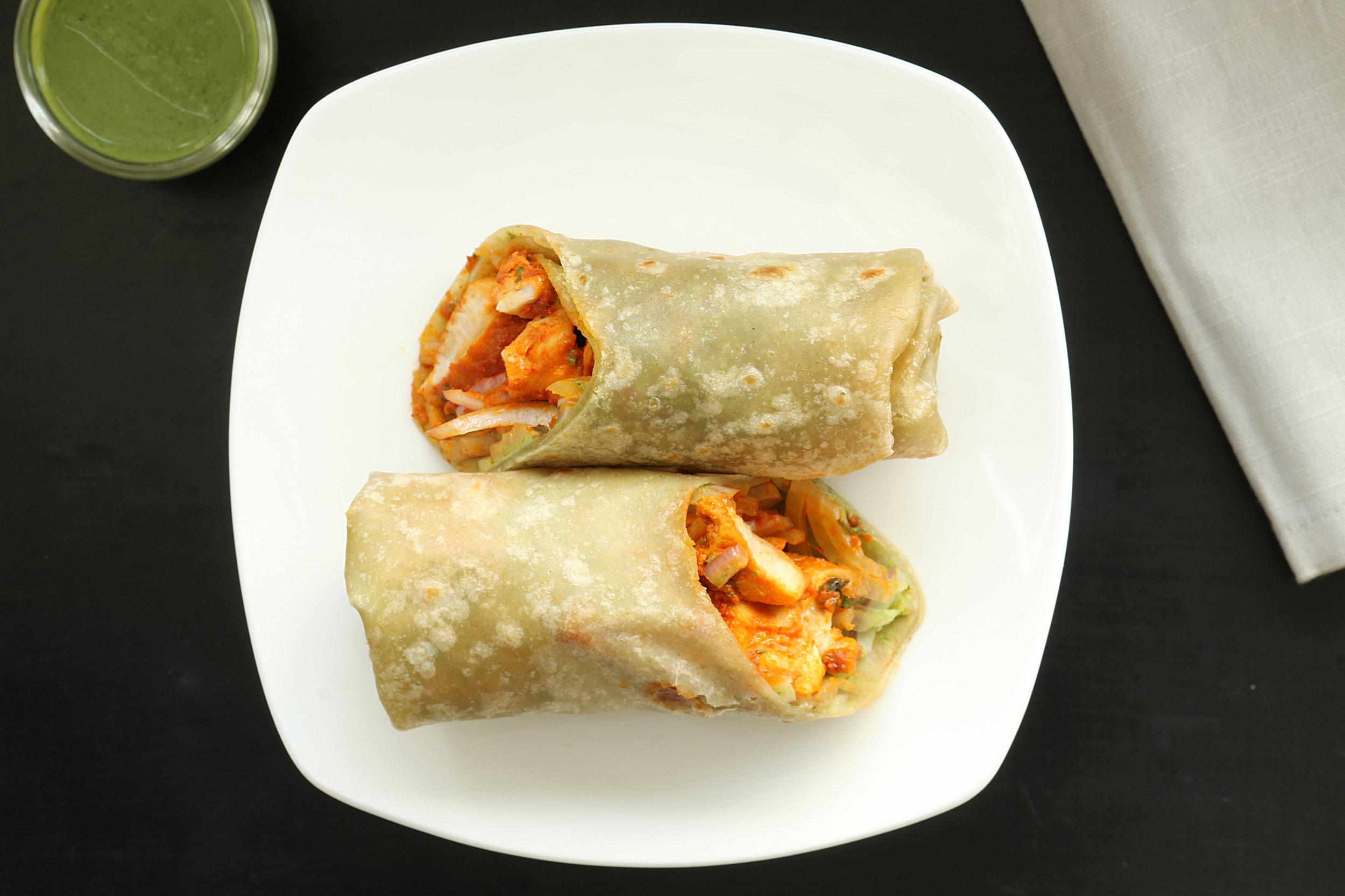 Chicken Tikka Roll.JPG