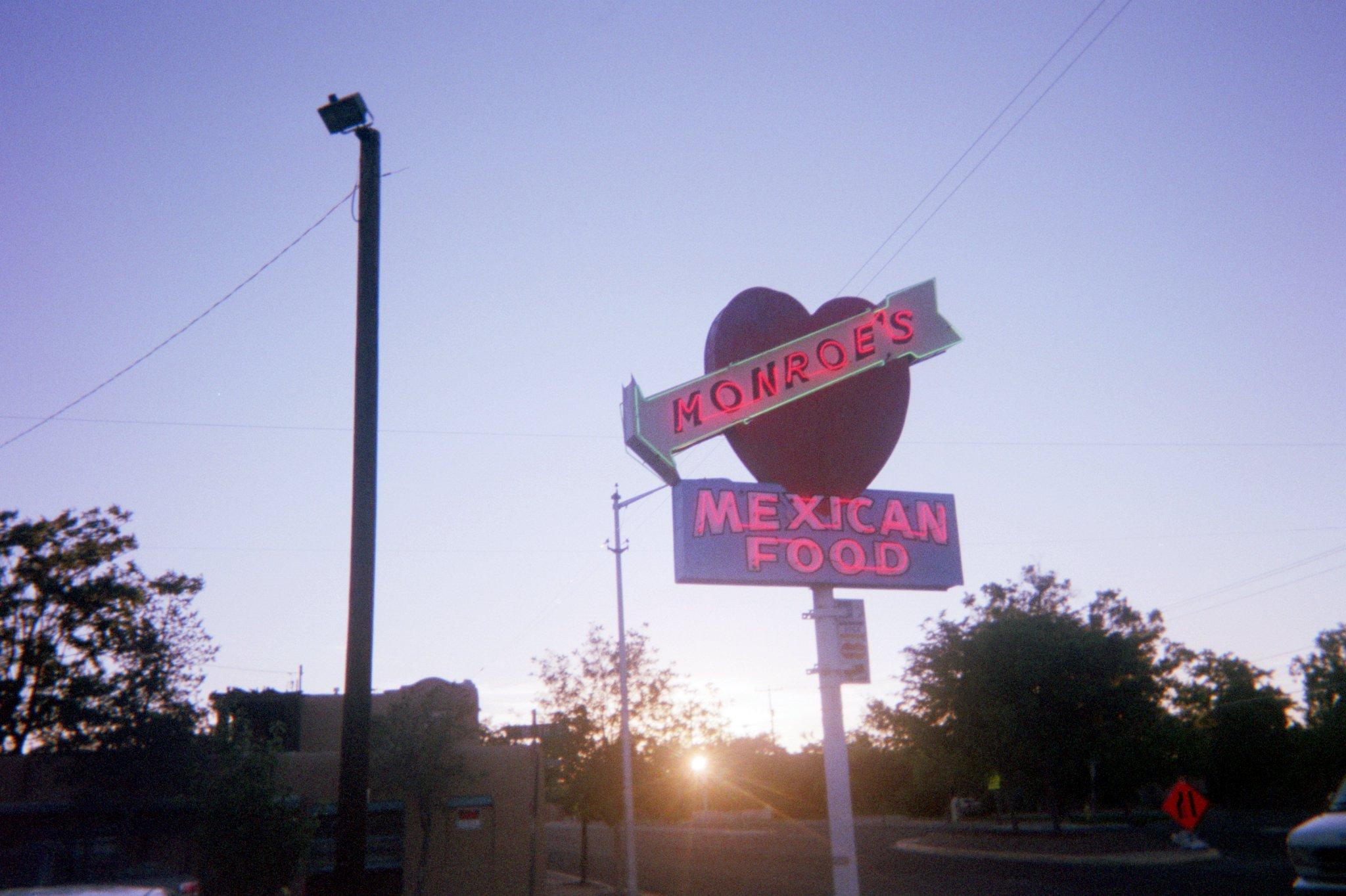 Monroe's in Albuquerque, 2017
