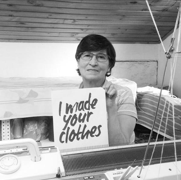 über die Produktion von nachhaltiger Kleidung