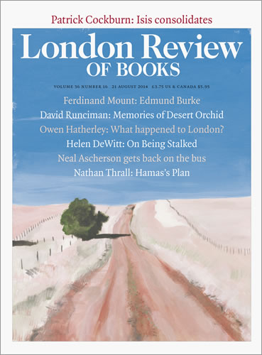 London Review of Books - Hamas's Chances