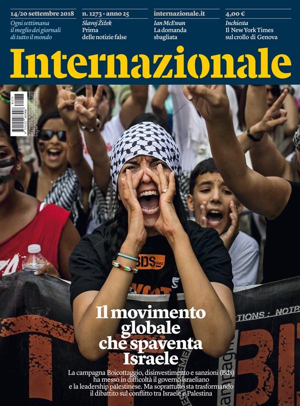 Internazionale - Il movimento globale che spaventa Israele