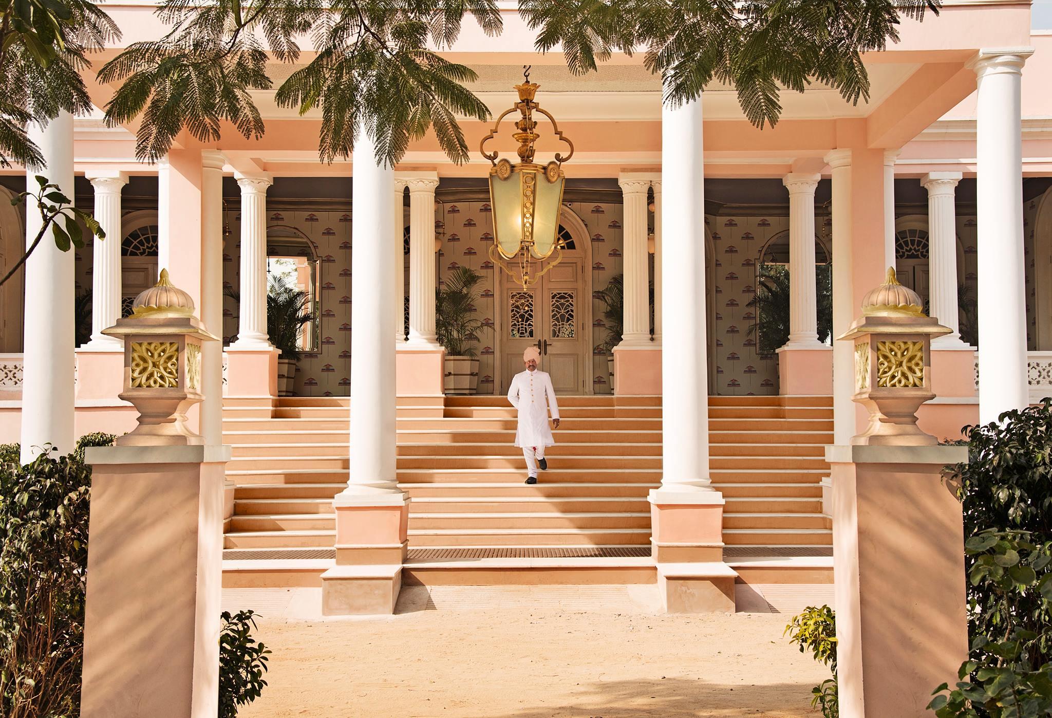 Photo: courtesy of Sujan Rajmahal Palace