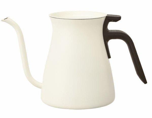 Kinto White Pour Over Kettle
