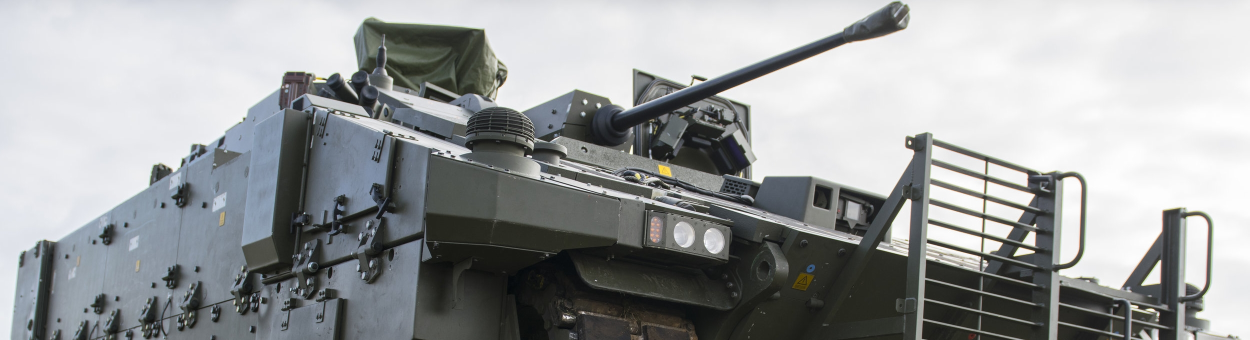 Defence - We're acknowledged as world leaders in coatings for military head-up and helmet-mounted displays, and our laser protection filters safeguard the occupants of military vehicles from high-powered lasers used on the battlefield.