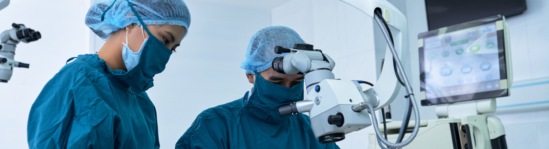 Healthcare - Organisations benefit from our technology in gas detection instruments. Our laser protection filters safeguard the eyes of surgeons in operating theatres. And our products enable patient monitoring systems that give carers vital physiological data.