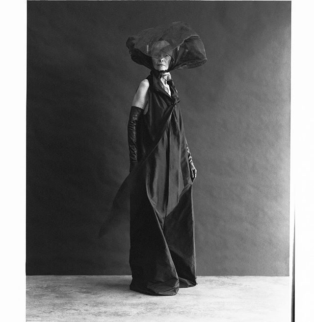 @jandevilleneuve wears amazing hat by @millerinlondon and jumpsuit by @nabilnayal