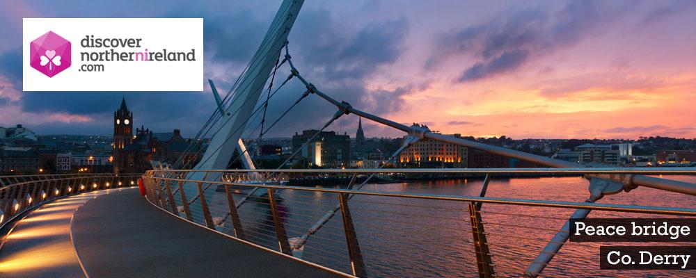 Peace Bridge, Co. Derry