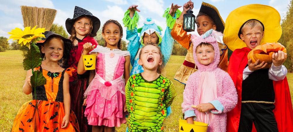 Family Friendly Halloween Midterm Breaks