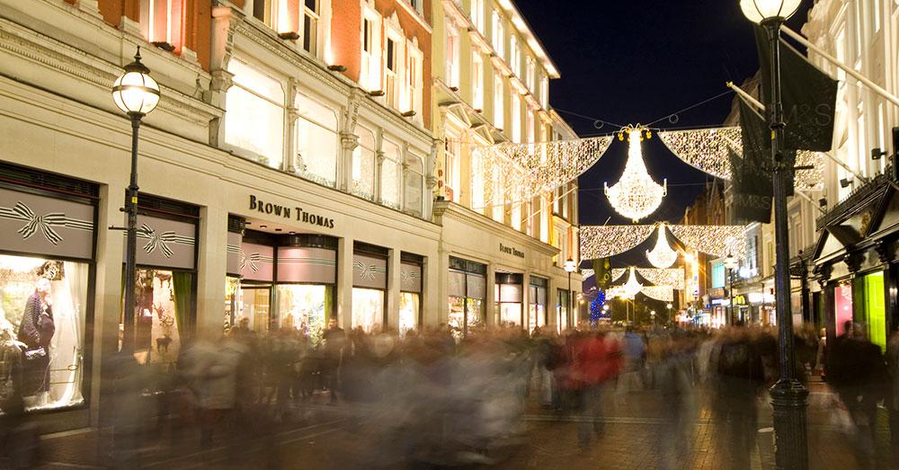 Dublin Shopping